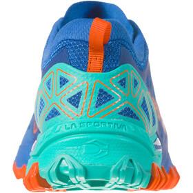 La Sportiva Bushido II Zapatillas running Mujer, marine blue/aqua